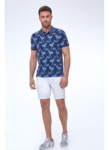 Hemington Tişört Mavi